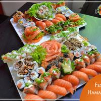 Foto tirada no(a) Hamadaya Sushi Bar por Hamadaya Sushi Bar em 2/24/2014
