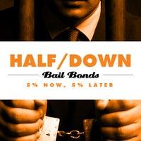 Photo taken at Half Down Bail Bonding by Half Down Bail Bonding on 2/27/2014