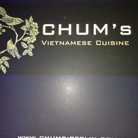 Photo taken at Chum's Vietnamese Cuisine by Nic G. on 9/28/2013