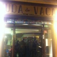 Photo taken at Viuda de Vacas by Juan Ramon S. on 11/16/2013