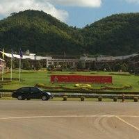 Photo taken at Mae Fah Luang University by Taratip W. on 2/1/2013
