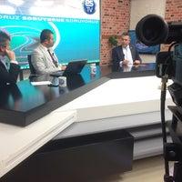 Photo taken at Es TV | Anadolu Gazetesi by Mustafa D. on 2/25/2014