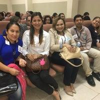 Photo taken at Unidad Educativa Alfredo Raúl Vera Vera by Verito B. on 8/3/2017