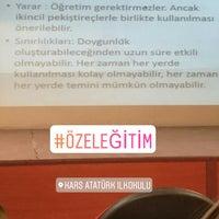 Photo taken at Atatürk İlkokulu by Hanife K. on 3/11/2018