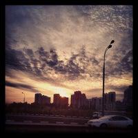 Photo taken at Трасса М-4 «Дон» by Nina C. on 9/27/2012