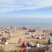 Photo taken at Beach by David S. on 5/6/2013