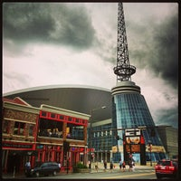 Photo taken at Bridgestone Arena by Nicolas P. on 5/22/2013