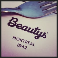Photo taken at Beautys Luncheonette by Nicolas P. on 12/26/2012