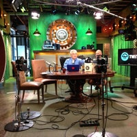 Photo taken at TWiT Brick House Studios by Mike L. on 9/1/2013