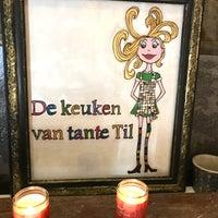 Photo taken at De Keuken van Tante Til by Emiel H. on 3/15/2018