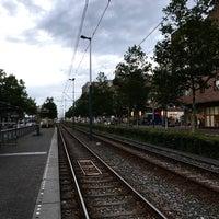 Photo taken at Tramhalte Vennepluimstraat by Emiel H. on 8/4/2017