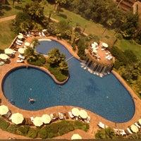 Photo taken at Hotel Santiago by Alexander on 1/19/2013