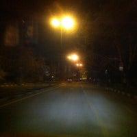 Photo taken at Iranzamin Street by Shayan S. on 3/19/2014