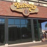 Photo taken at Potbelly Sandwich Shop by Bob K. on 6/30/2013