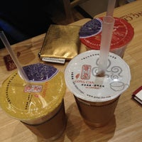 Photo taken at GONG CHA by Alice L. on 3/7/2014