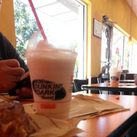 Photo taken at Dunkin' Donuts by J M. on 5/14/2013