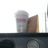 Photo taken at Dunkin Donuts by J M. on 4/19/2014
