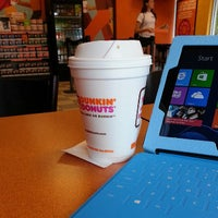 Photo taken at Dunkin' Donuts by J M. on 6/12/2013
