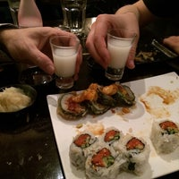 Photo taken at Takara Sushi by Mary T. on 11/8/2014