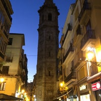 Photo taken at Torre del Micalet by Edgar M. on 11/17/2016