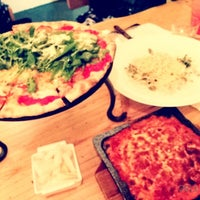 Photo taken at La Buona Cucina (Pizza & Lasagna) by Soojin C. on 2/28/2013
