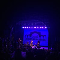 Photo taken at lowell summer music series! by Sammy W. on 8/13/2016