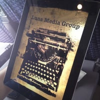 Photo taken at Luna Media Group Headquarters by Brad L. on 10/17/2012