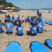 Photo taken at Up2U Surf School by UP2U SURF S. on 9/7/2016