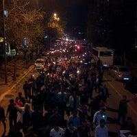 Photo taken at Yürüyüş Yolu by Cihat A. on 3/28/2014