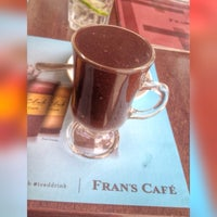 Photo taken at Fran's Café by Sandra S. on 9/9/2015