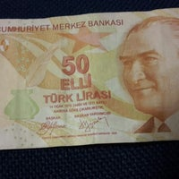 Photo taken at Turkiye Finans Katılım Bankası by Arif K. on 4/3/2015