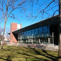 Photo taken at Ekstrom Library by Angela D. on 1/20/2013