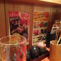 Photo taken at 鳥貴族 石橋店 by Cyder on 2/22/2013