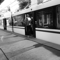 Photo taken at MetroLink - Forest Park Station by Phil S. on 8/19/2014