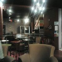 10/9/2012 tarihinde Danielle L.ziyaretçi tarafından Hostel Le Montclair'de çekilen fotoğraf