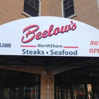 Photo taken at Beelow's NorthShore Steaks & Seafood by Jess F. on 3/23/2015