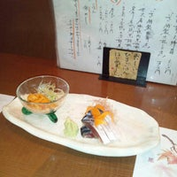 Photo taken at いち by Masa on 11/22/2012