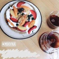 Foto diambil di Mikyna Coffee & Food Point oleh Annika S. pada 8/19/2018