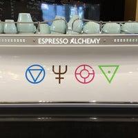 Photo taken at Espresso Alchemy by Amy C. on 9/6/2014