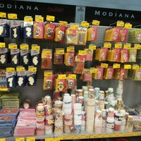 Photo taken at Roda Megamarket by Anamarija V. on 2/20/2015
