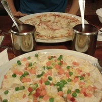 Photo taken at Don Quijote Pizzéria by Orsi Ö. on 5/20/2014