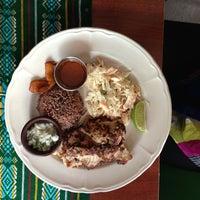 Photo taken at Caramba! Restaurant by Jardan D. on 1/20/2013