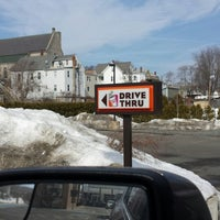 Photo taken at Dunkin' Donuts by Julie S. on 3/11/2014