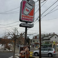 Photo taken at Dunkin' Donuts by Julie S. on 3/3/2014