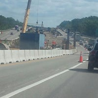 Photo taken at Interstate 495 by Julie S. on 6/18/2014
