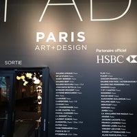 Photo prise au Paris Art & Design (PAD) par Eric C. le3/29/2015