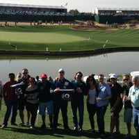 Photo taken at TPC Scottsdale by StrongSilent on 2/2/2013