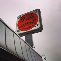 Photo taken at Brite Spot Family Restaurant by Melissa D. on 4/30/2013
