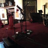 Photo taken at Uptown Church by Jeremy G. on 4/25/2013