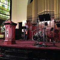 Photo taken at Uptown Church by Jeremy G. on 5/12/2013